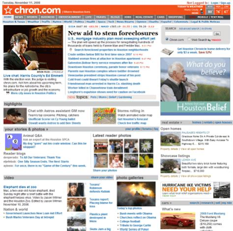 best news site newspaper website design trends and exles