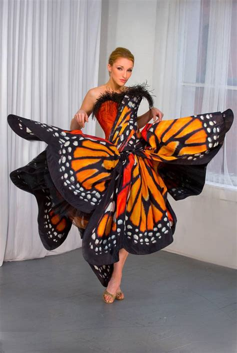 the monarch butterfly dress by luly yang alzicx