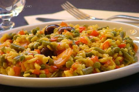 come si cucina la paella surgelata ricetta paella vegetariana le ricette dello spicchio d