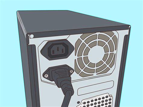 riparazione alimentatore pc 3 modi per individuare e riparare un alimentatore pc