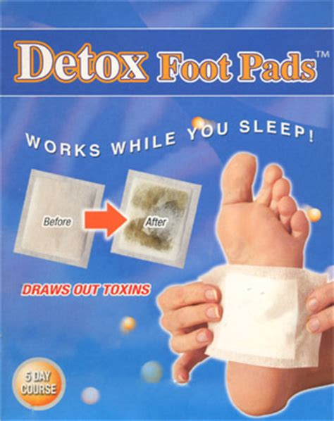 Detox Rash On Foot by Detoxy Foot Pads