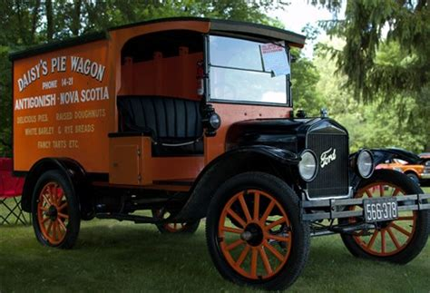 1923 model t ford delivery truck: joshua123: galleries