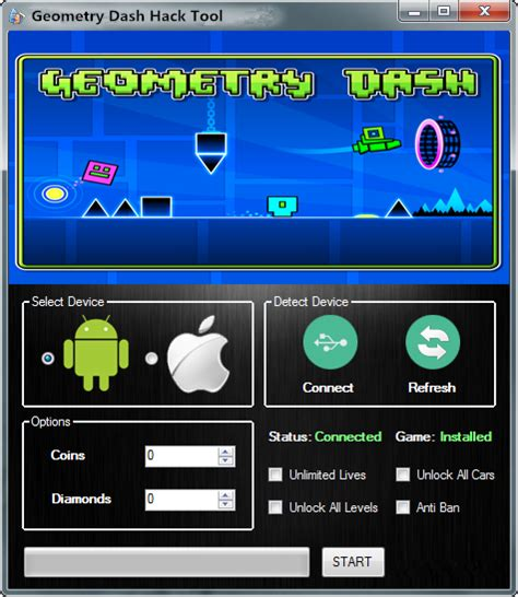 geometry dash full version hack ios geometry dash hack cheat tool 2014