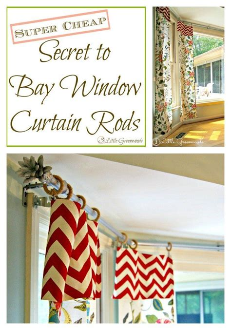 cheap window curtain rods 17 best ideas about 3 window curtains on pinterest