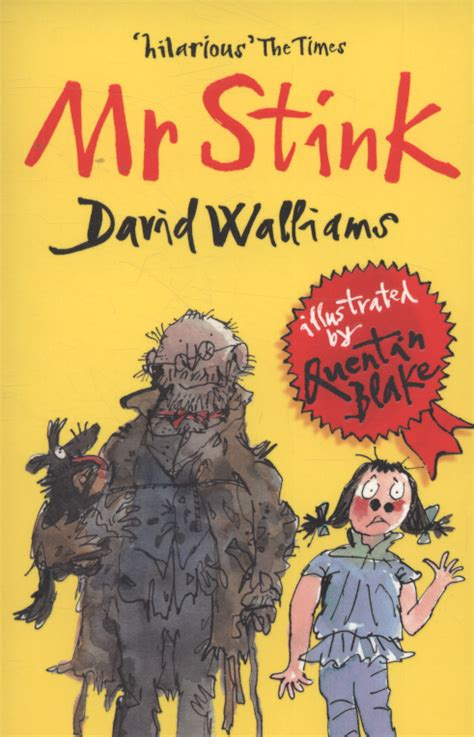 steunk books mr stink by walliams david 9780007279067 brownsbfs