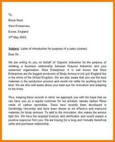 7 introduction letter to prospective client