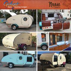 gidget retro teardrop cer teardrop cer trailer for motorcycle or small car 275