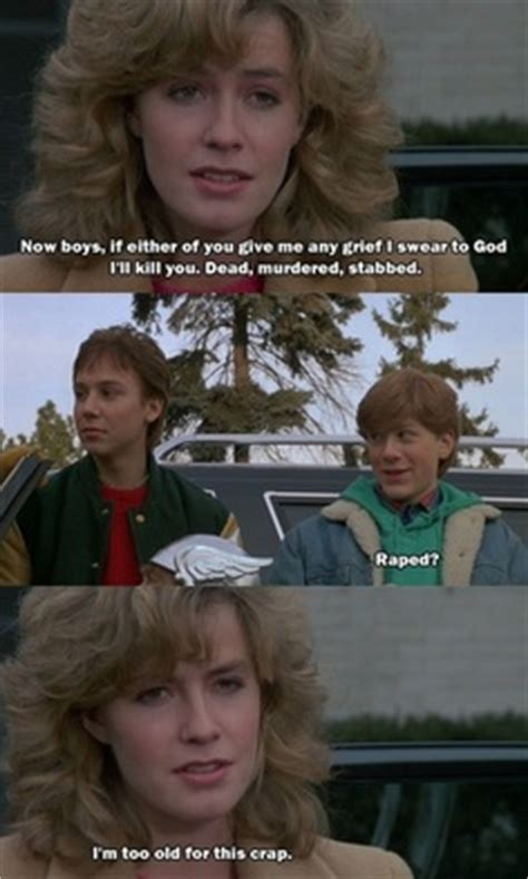 Adventures In Babysitting Meme - makes me laugh on pinterest 116 pins