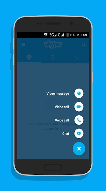 skype for android phone skype 6 0 gets a complete makeover for android iphone and