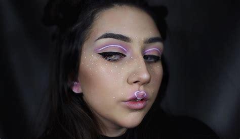 Make Up Yang Terjangkau 8 inspirasi make up neon light yang lagi trend hayo siapa yang mau jadi pusat perhatian