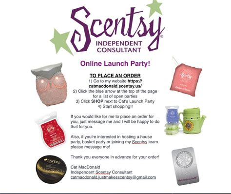 scentsy invitation templates 17 best images about scentsy on clear