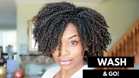 my wash n go the natural mane wash go elongate natural hair youtube super easy wash