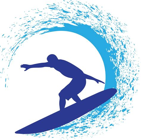 surfing clipart create surfer designs using the clip from the