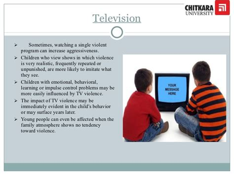 Children And Tv Violence Essays by Media Violence Effects On Children Essay Writefiction581