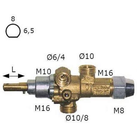 Robinet Gaz by Robinet Gaz Pel 21s Axe L22mm 8x6 5mm Rac Thermocouple M8x