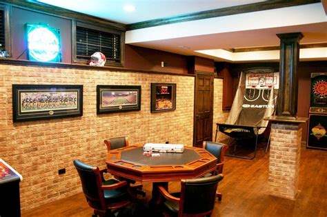 game room decorating ideas walls interesting game room designs with nice photograph wall
