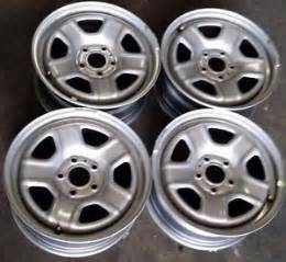 16 quot jeep patriot compass factory oem steel wheels rims