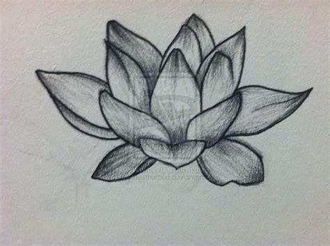 lotus tattoo designs black and white 53 best lotus tattoos designs