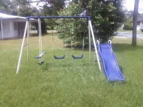 Metal Swing Sets Metal Swing Sets Images