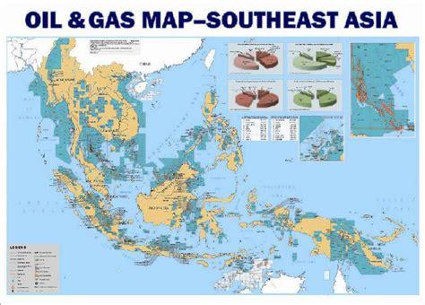 maps globe specialist distributor النفط والغاز خريطة جنوب شرق آسيا منتجات أخرى متعلقة