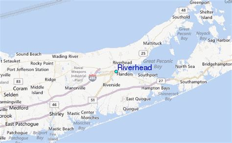 riverhead tide station location guide