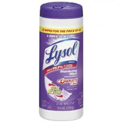 lysol wipes reviews    sanitizing  disinfecting  home