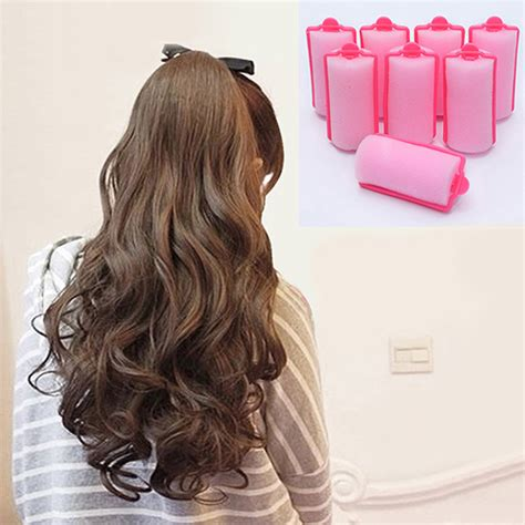 2016 sponge hair pics 2016 new 12 pcs bag magic sponge foam cushion hair styling