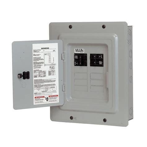 Box Panel 40 X 50 X 30 Indoor Plat 1 2mm siemens pl series 100 30 space 30 circuit breaker indoor load center p3030b1100cu the
