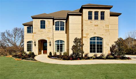 new homes in fort worth tx lost creek kaden homes