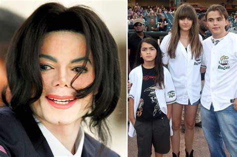 michael jackson children exclusive michael jackson s children set to inherit 163