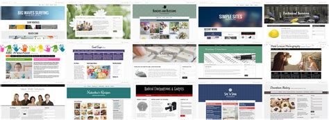 templates for yahoo site builder attractive yahoo sitebuilder templates gallery