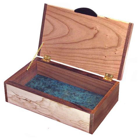 Handmade Decorative Boxes - handcrafted wood keepsake box decorative wood box