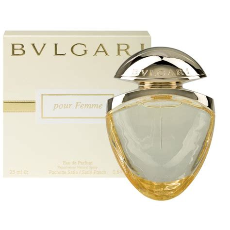 Bvlgari Eau De Parfum buy bvlgari pour femme eau de parfum 25ml spray at chemist warehouse 174