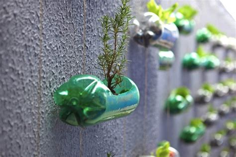 Diy Plastic Bottle L by Diy Creation Of A Modern Garden With Upcycling Plastic