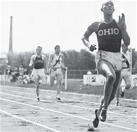 Ohio State Records Owens Sets 3 World Records In 45 Minutes At Ohio State World History Project