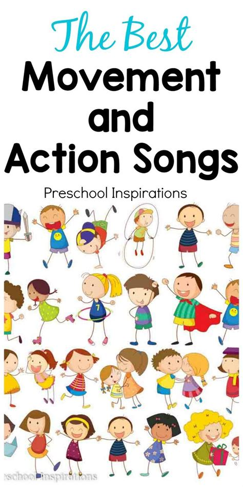 kindergarten activities music 10 of the best movement and action songs circle time