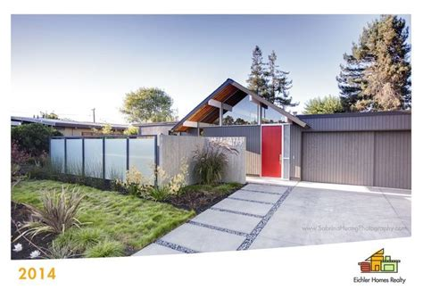 eichler revival by architect curt cline plastolux 25 best images about eichler mcm exteriors on pinterest