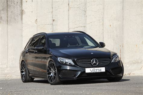 who makes mercedes vaeth makes the mercedes c450 amg a bit more amg
