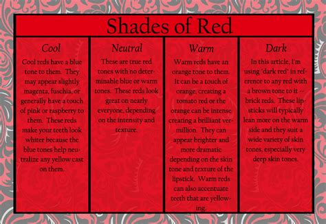 shade of red best red lip shades for your skin tone elation
