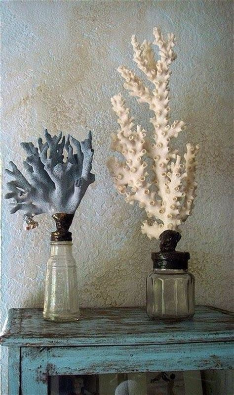 Sea Decor by Decorating With Sea Corals 34 Stylish Ideas Digsdigs
