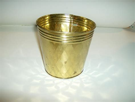 Brass Planters India lacquered brass planter made in india from marysmenagerie