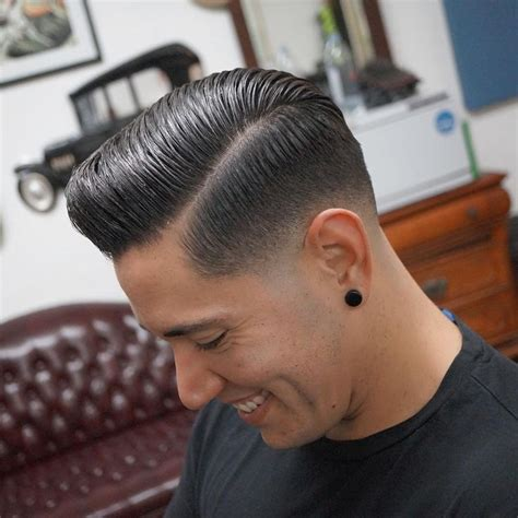 Pomade Undercut 25 best ideas about barber haircuts on barber