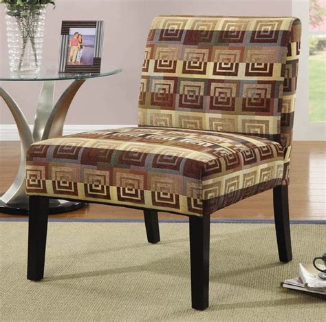 Traditional Accent Chairs Living Room Square Spiral Accent Chair Traditional Living Room Chairs By Shopladder