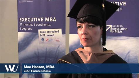 Global Executive Mba by Global Executive Mba Graduation 2013 Wu Executive