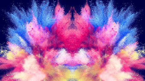 color powder powder explosion colors 1915 wallpapers and free stock