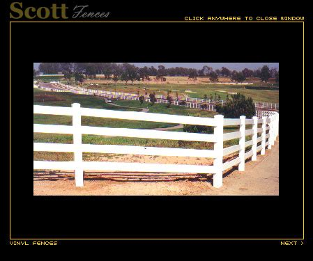 four rail vinyl fence photo four rail vinyl fencing