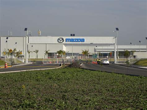 mazda de mexico 34 new companies to settle in salamanca guanajuato san