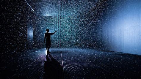 rains room room random installation at barbican gallery homesthetics inspiring ideas for your