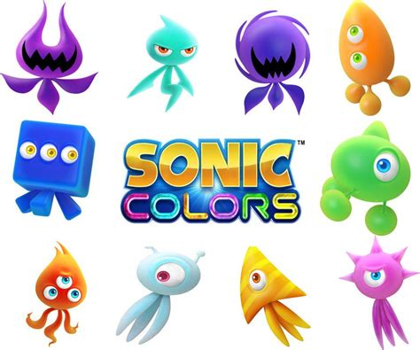 sonic colors sonic sonic colors wisp wallpaper by fred321123 on deviantart