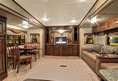 Heartland Rv Floor Plans half ton fun www trailerlife com